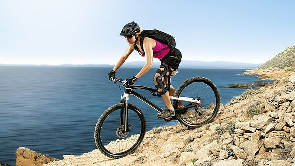 Orthesen medi Fahrrad -