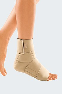 circaid juxtafit premium ankle foot wrap wound care