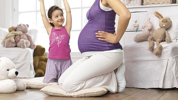 Pernas gravidez entre a pressão as durante