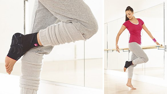 Ankle supports Levamed active medi dancer -